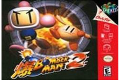 Bomberman 64 - The Second Attack! (USA) ROM